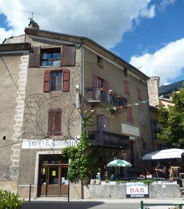 Hotel du Dauphiné location chatillon-en-diois
