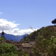 Châtillon-en-Diois et ses deux clochers